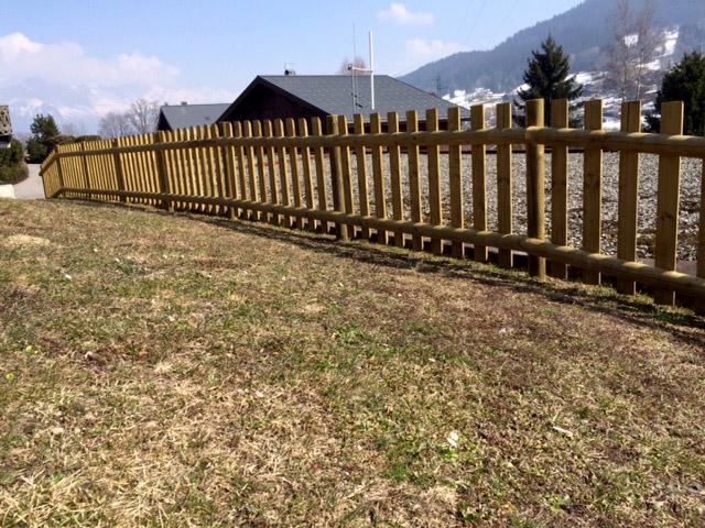 Paysagiste Marin Combloux dallage pavage terrasses clôtures à ...